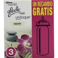 Brise Ambientador Un Toque Recambio Relax Zen Pack 2 Más 1 Unidad