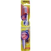 Binaca Cepillo Dental Dientes Y Lengua Medio