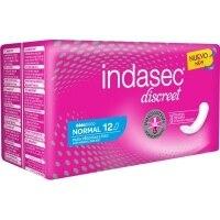Indasec Compresa Maxi 15 Unidades