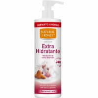 Natural Honey Loción Extra Hidratante Con Dosificador