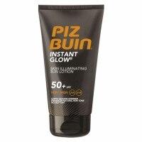Piz Buin Instant Glow Piel Luminosa SPF50
