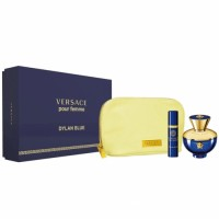 Versace Estuche Dylan Blue Pour Femme Eau de Parfum