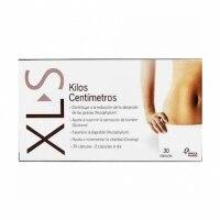 Xls Medical Xls medical kilos centimetros 30 comprimidos