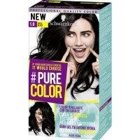 Pure Color Schwarzkopf Tinte Capilar 1.0 Vinyl Black