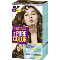 Pure Color Schwarzkopf Tinte Capilar 7.0 Dirty Blonde