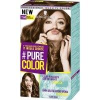 Pure Color Schwarzkopf Tinte Capilar 7.60 Milky Chocolate