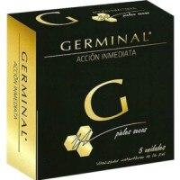 Germinal Germinal piel seca 5 ampollas