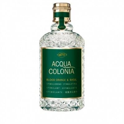 4711 Acqua Colonia Blood Orange And Basil