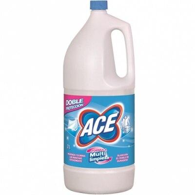 Ace Lejía Regular para Ropa y Limpieza