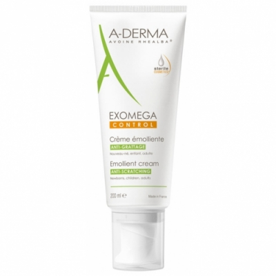 Aderma A-Derma Exomega Control Crema Emoliente