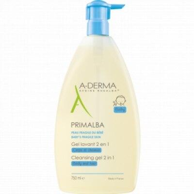 Aderma A-Derma Primalba Gel Limpiador 2 en 1