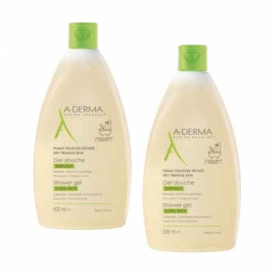 Aderma Pack A-Derma Gel de Ducha Sobregraso