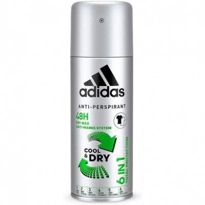 Adidas Adidas Cool & Dry 6 in 1 48H Deodorante Spray