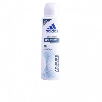 Adidas Adidas Woman Adipure XL Deodorante Spray