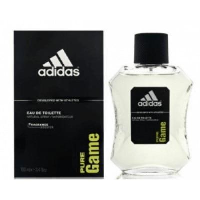 Adidas Eau de Toilette Male Pure Game
