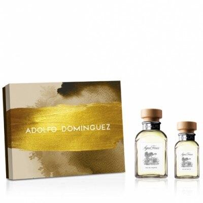Adolfo Dominguez Estuche Hombre Agua Fresca y 50 ml