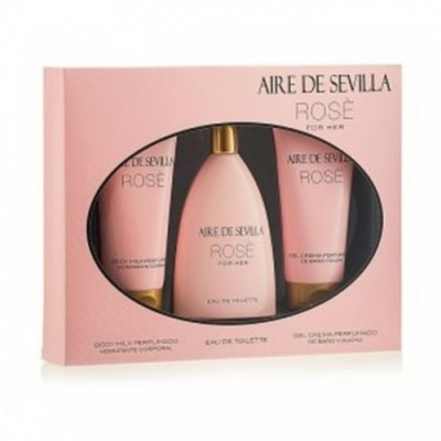 Aire De Sevilla Aire de Sevilla Rose Estuche de Perfume Mujer