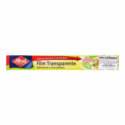 Albal Albal Film Transparente