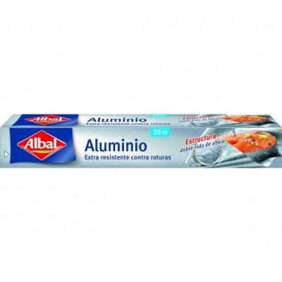Albal Albal Papel de Aluminio