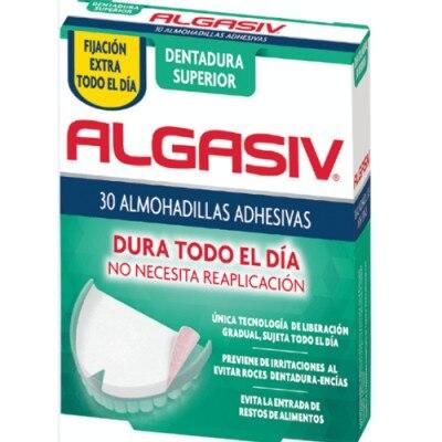 Algasiv Algasiv almohadilla adhesiva dentadura superior