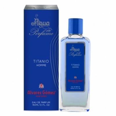Alvarez Gomez Alvarez Gómez Agua de Perfume Titanio