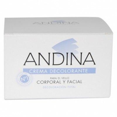 Andina Andina crema decolorante capilar