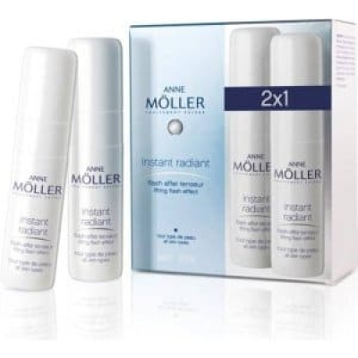 Anne Moller Pack instant radiant 2x1
