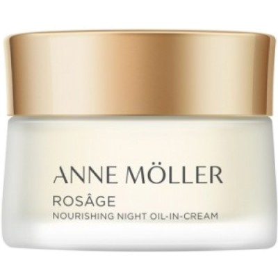 Anne Moller Rosage Night Oil In Cream