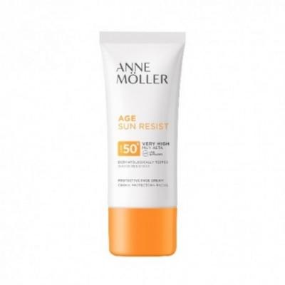 Anne Moller Age Sun Resist Crema Protectora Facial SPF50+