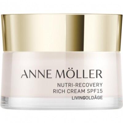 Anne Moller Anne Moller Livingoldage Nutri Recovery Rich Cream SPF15