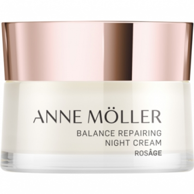 Anne Moller Anne Moller Rosage Balance Night Oil in Cream