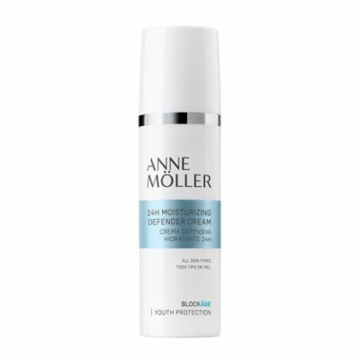 Anne Moller Blockage Crema Defensiva Hidratante 24H