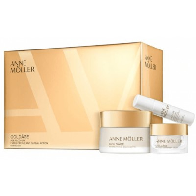 Anne Moller Cofre Goldage Restorative Extra Rich Cream SPF15