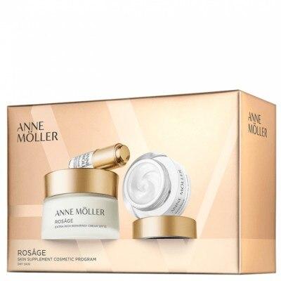 Anne Moller Cofre Rosâge Extra Rich Reparing + Cream SPF 15