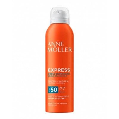 Anne Moller Express Bruma Bronceadora Corporal SPF 50
