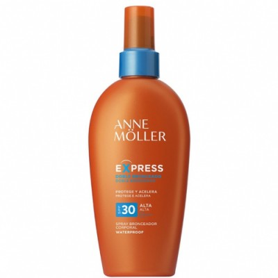 Anne Moller Express Spray Bronceador Corporal SPF 30
