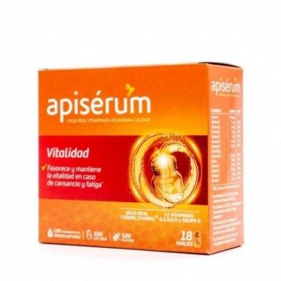Apiserum Apiserum Vitalidad Viales