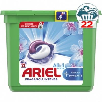 Ariel Ariel Detergente All in 1 Efecto Suavizante Fragancia Intensa