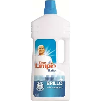 Don Limpio Don Limpio Limpiador para Baño