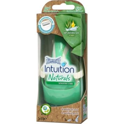 Wilkinson Maquinilla Depilatoria Intuition Naturals