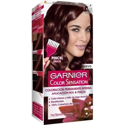 Color Sensation Tinte Capilar 4.15 Chocolate