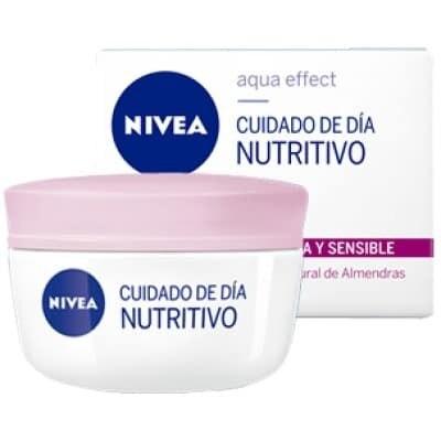 Nivea Crema Esencial Nutritiva De Dia