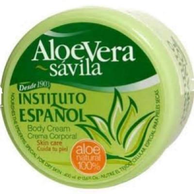 Instituto Español Crema Corporal Aloe Vera