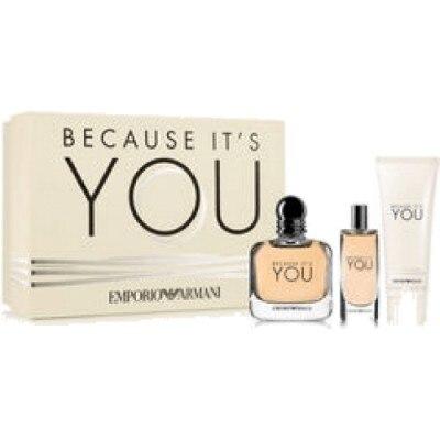 Armani Estuche Because It s You Eau de Parfum