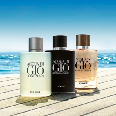 Armani Acqua Di Gio Homme Absolu Eau de Parfum
