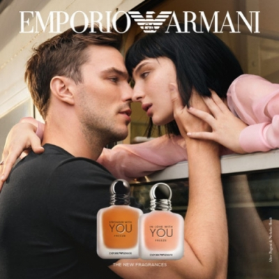 Armani Emporio Armani Eau de Toilette Stronger With You Freeze