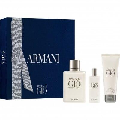 Armani Estuche Giorgio Armani Aqcua di Giò Eau de Toilette