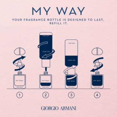 Armani Giorgio Armani My Way Eau de Parfum Intense