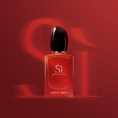 Armani Giorgio Armani Sì Passione Intense Perfume De Mujer
