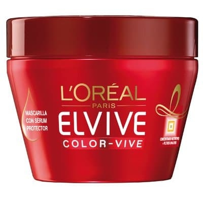 Elvive Mascarilla Capilar Color